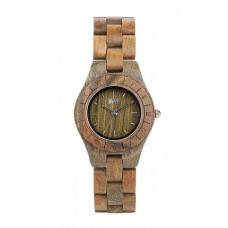 Wewood - Orologio in legno Moon Army