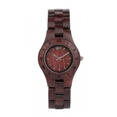 Wewood - Orologio in legno Moon Brown